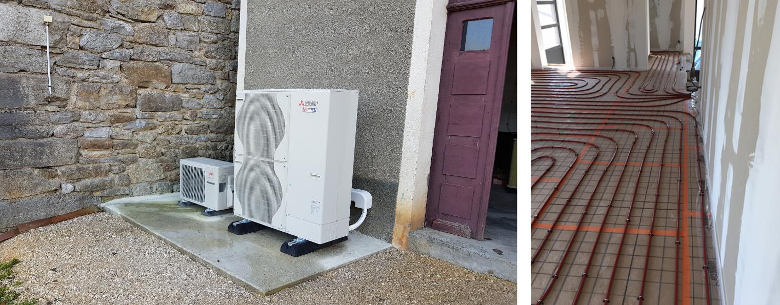 Chantier Climatisation Sav Electromenager Et Depannage